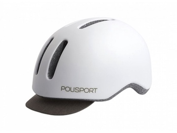 Polisport Commuter 58-61 White