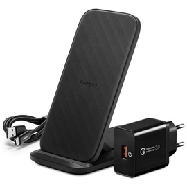 Spigen F316w Wireless Charger Black