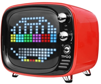 Divoom Tivoo Bluetooth 5.0 Portable Speaker Red