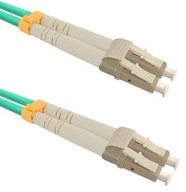Qoltec Cable LC/UPC to LC/UPC Multimode 50/125 OM4 Duplex 5m