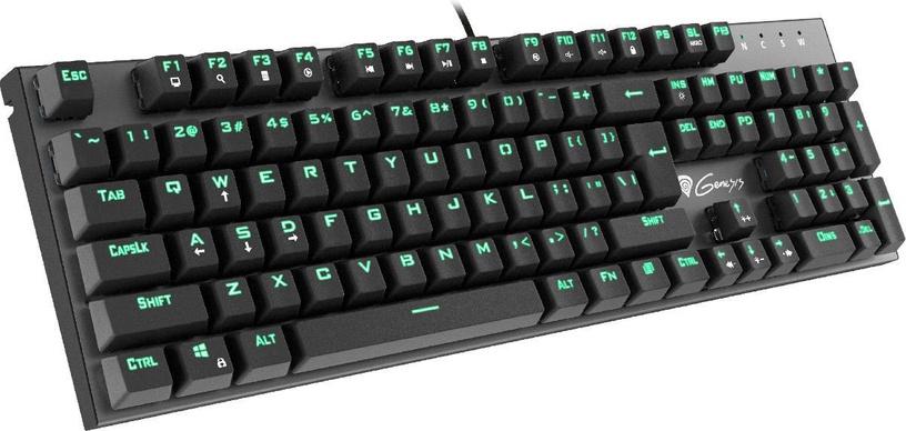 Игровая клавиатура Genesis THOR 300 Outemu Blue EN