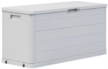Dārza kaste VLX Garden Storage Box 45686, 280 l, 450 mm x 1170 mm x 560 mm