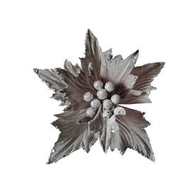 Искусственный цветок FD1089, серый