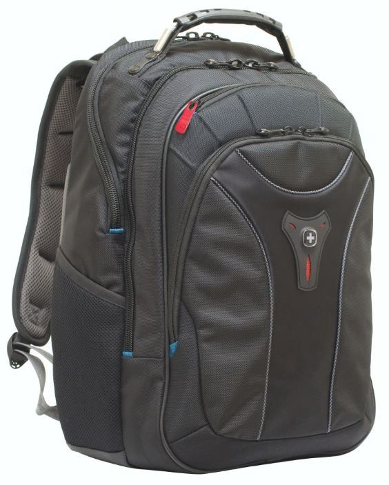 Wenger Notebook Backpack 15-17'' Black