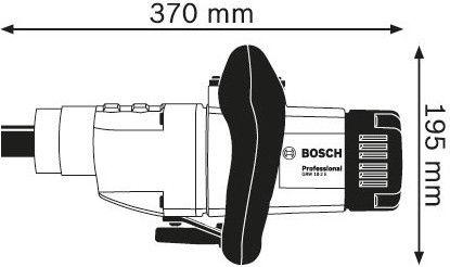 Bosch GRW 18-2 E Stirring Mechanism