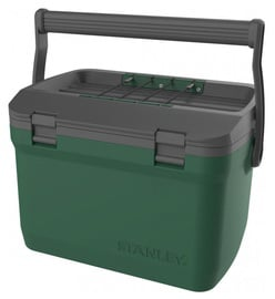 Šaltdėžė Stanley Adventure Green/Grey, 6.6 l
