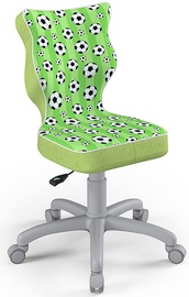Entelo Childrens Chair Petit Size 3 Grey/Balls ST29