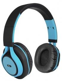 Ausinės ART AP-B04 Black/Blue, belaidės