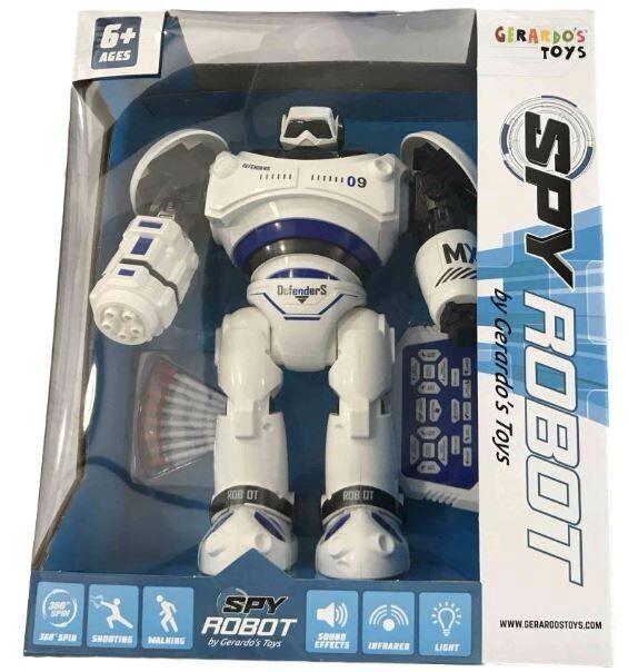 Игрушечный робот Gerardos Toys Spy Robot