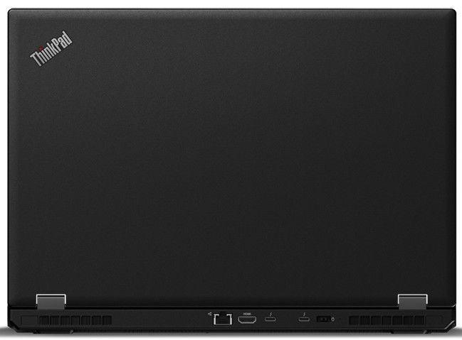 Lenovo ThinkPad P52 Black 20M9001MMH