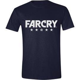 Licenced Far Cry 5 Logo T-Shirt Navy S