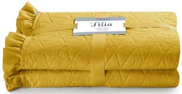 Voodikate AmeliaHome Tilia Honey, 170x270 cm