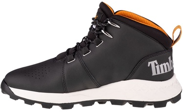 Timberland Men Brooklyn City Mid 0A2E9X Black 46