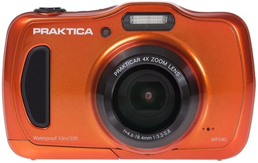 Praktica Luxmedia WP240 Orange