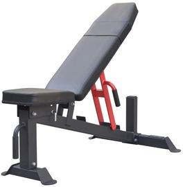 Sport Systems Multi Purpose Bench PM 122 Black