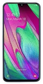 Mobilus telefonas Samsung Galaxy A40 SM-A405F Dual White