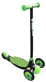 YVolution Y Glider Deluxe Scooter Green