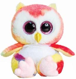 Плюшевая игрушка Keel Toys Animotsu Owl SF0960, 15 см