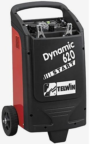 Зарядное устройство Telwin Dynamic 620 Start, 24 В