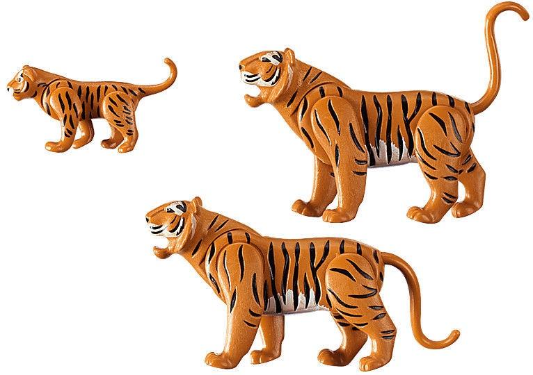 Playmobil Tiger Family 6645
