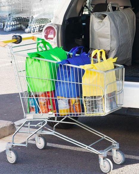 Сумка для путешествий InnovaGoods Boot Carriers Bags For Shopping 4pcs