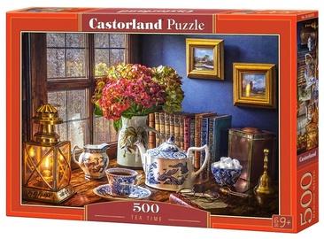 Castorland Puzzle Tea Time 500pcs