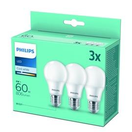 LED LAMP A60 8W E27 4000K 806LM 3TK