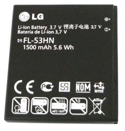 LG FL-53HN Original Battery 1500mAh