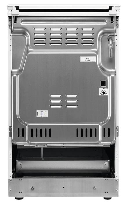Dujinė viryklė su elektrine orkaite AEG CKB56401BX