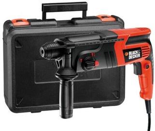 Perforaator Black & Decker KD855KA-QS Rotary Hammer 550W