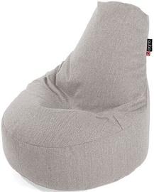 Кресло-мешок Qubo, серый