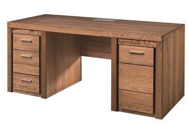 Szynaka Meble Writing Desk Velvet 37 Oak
