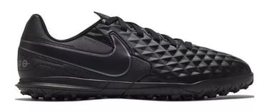 Nike Tiempo Legend 8 Club TF JR AT5883 010 Black 35.5