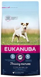 Eukanuba Mature & Senior Small Breed Chicken 3kg