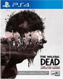 Walking Dead: The Telltale Definitive Series - All Seasons PS4