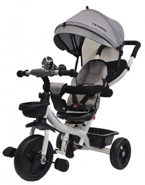 Tesoro BT-13 Baby Tricycle White Light Grey