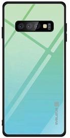Evelatus Gradient Glass Back Case Samsung Galaxy A20 Lagoon