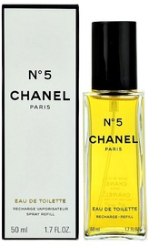 Kvepalai Chanel No.5 50ml EDT Refill