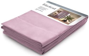 AmeliaHome Pleat Blackout Curtains Pink 140x245cm
