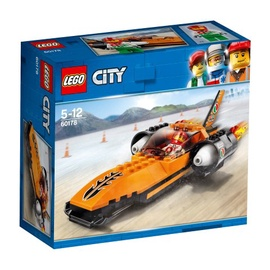 Konstruktorius LEGO City, Automobilis greičio rekordininkas 60178