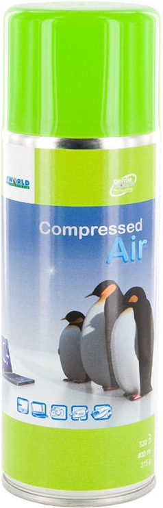 4World 04158 Compressed Air 400ml