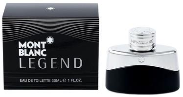 Tualetes ūdens Mont Blanc Legend, 30 ml, EDT