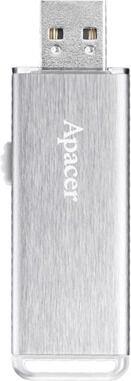 Apacer AH33A Flash Drive 64GB Silver