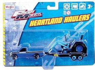 Maisto Fresh Metal Heartland Hauler 12328
