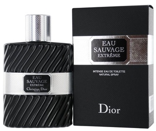 Parfüümid Christian Dior Eau Sauvage Extreme, 100 ml EDT