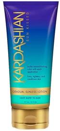 Kim Kardashian Gradual Sunless Lotion 177ml