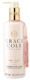 Grace Cole Softening Hand Lotion 300ml Vanilla Blush & Peony