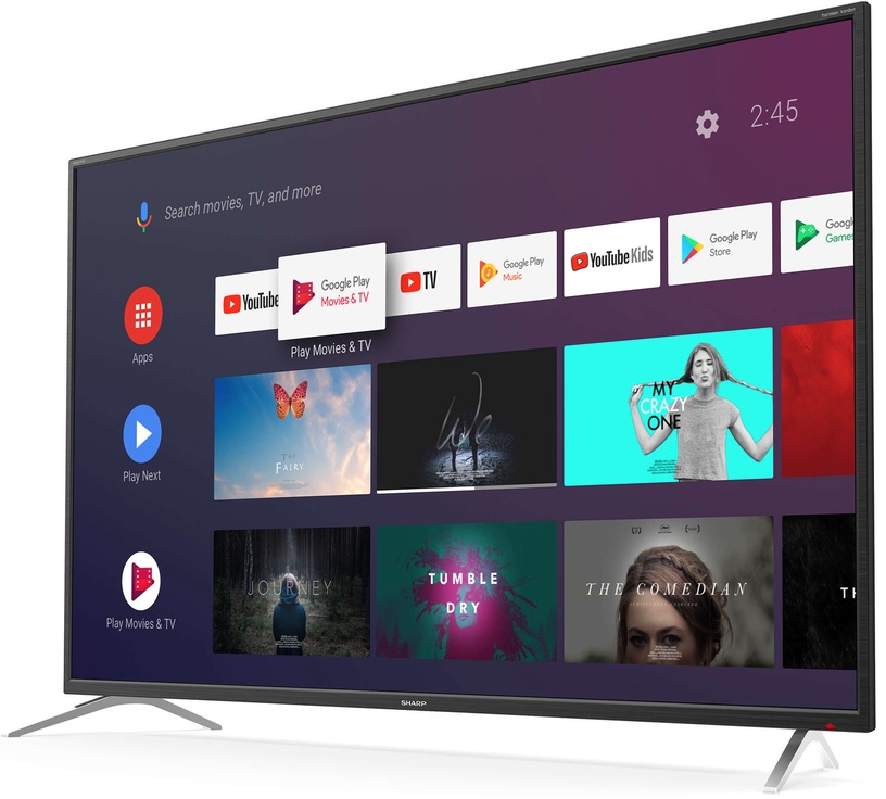 Телевизор Sharp Ultra HD Android TV 65BL2EA