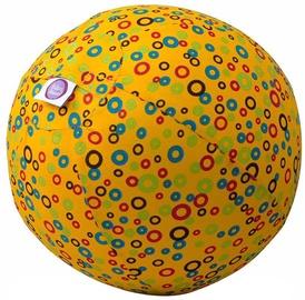 BubaBloon Balloon Ball Circles Print Yellow