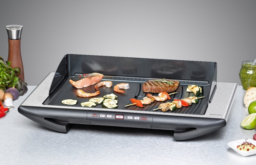 Elektriskais grils Rommelsbacher BBQ 2012/E